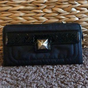 L.A.M.B Black Wallet